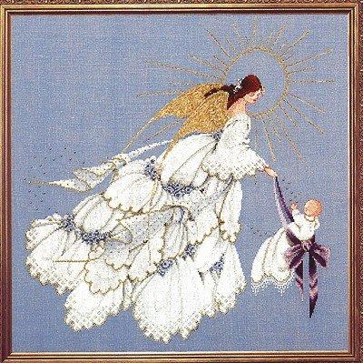 Angel of Mercy II - Cross Stitch Chart