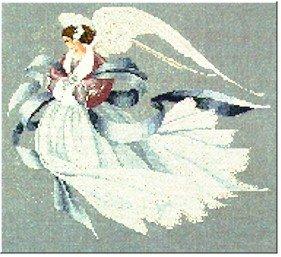 Angel of Winter - Cross Stitch Chart