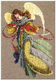 Angelica - Cross Stitch Chart