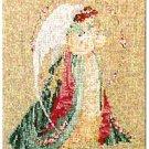 Guardian Angel (LL18) - Cross Stitch Chart