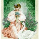 Lady Claire - Cross Stitch Chart