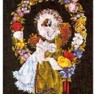 Lady Of The Thread - Cross Stitch Chart