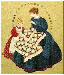Quilt Maker - Cross Stitch Chart
