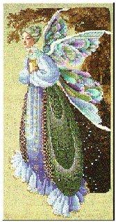 Fairy Grandmother - Cross Stitch Chart