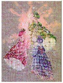 Firefly Fairies - Cross Stitch Chart