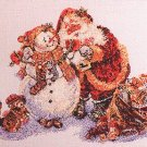Santa's Helper - Cross Stitch Chart