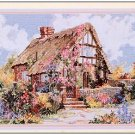 Wepham Cottage - Cross Stitch Chart