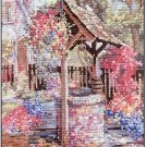 Wishing Well Garden - Cross Stitch Chart