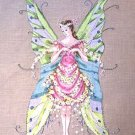 Fairy Roses - Cross Stitch Chart