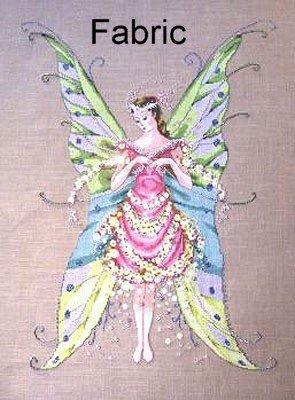 Fairy Roses - Fabric