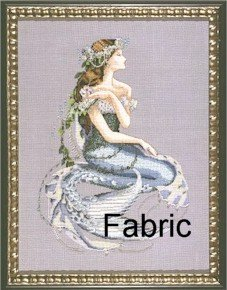 Enchanted Mermaid - Fabric