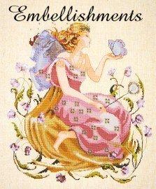 Butterfly Fairy - Embellishments Kit