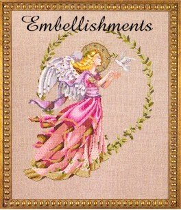 Caring Wings - Embellishments Kit