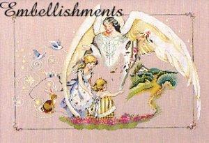 Guardian Angel - Embellishments Kit  (Mirabilia)
