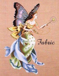 Cottage Garden Fairy - Fabric