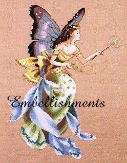 Cottage Garden Fairy - Embellishments Kit