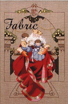 Christmas Wishes - Fabric