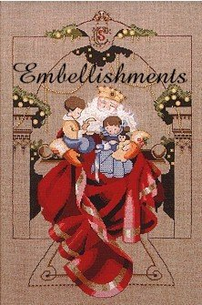 Christmas Wishes - Embellishments Kit