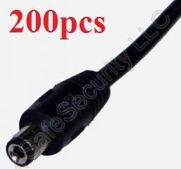 200pcs DC Male Power Lead, for CCTV