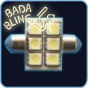 T11*31mm, 6-SMD A