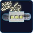 T11*37mm Canbus, 3-SMD B