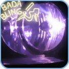 9004 / HB1, Xenon HID Bulbs (pr) - Purple