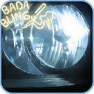 H1, Xenon HID Bulbs (pr) - 8000k