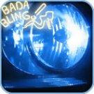 H7, Xenon HID Bulbs (pr) - Blue