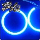 CCFL Angel Eye / Halo: 126mm, Blue