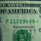 $1 2003a FRN F11229499* STAR NOTE DC, F6