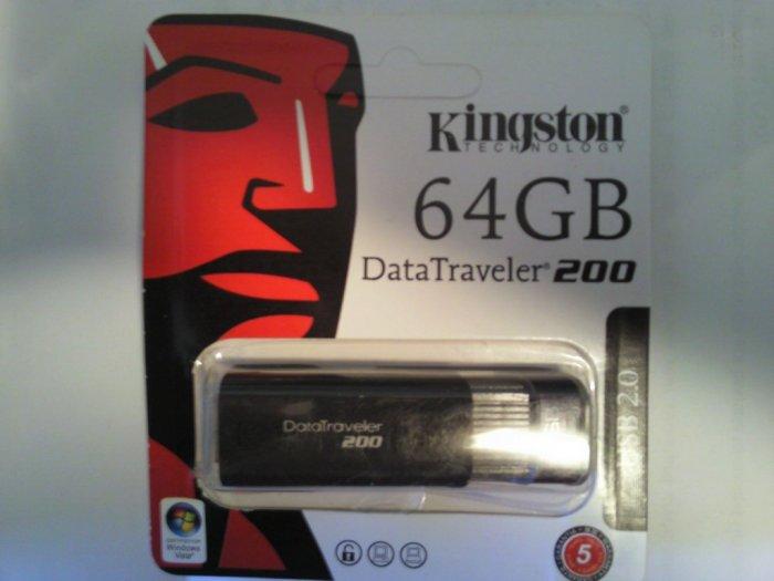 64 GB Kinston USB Flash Drive