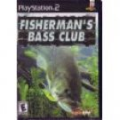 Playstation 2-Fisherman's Bass Club-Black Label Edition