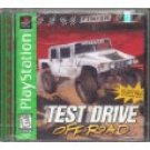 PlayStation 1-Test Drive Offroad