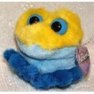 Puffkins Winky the Yellow & Blue Frog