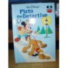 Pluto the Detective-Disney's Wonderful World of Reading