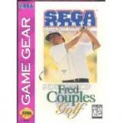 Sega Game Gear-Fred Couples Golf