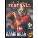 Sega Game gear-Joe Montana Football