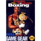 Sega Game Gear-Evander Holyfield's Real deal Boxing