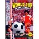 Sega game Gear-World Cup Soccer