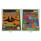 Star Wars the Clone Wars /Tetris Worlds Combo Pack-XBox