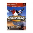 PlayStation 2-Tony Hawks Pro Skater 3-Greatest Hits Edition
