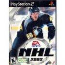 PlayStation 2-NHL 2002-Black Label Edition