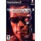 PlayStation 2-Terminator 3-Rise of the Machines-Black Label Edition