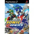 PlayStation 2-Sonic Riders-Black Label Edition