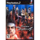 PlayStation 2-Virtua Fighter 4-Black Label Edition