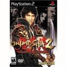 PlayStation 2-Onimusha 2-Samurai's Destiny-Black Label Edition