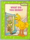 Sesame Street Book Club-What Did You Bring?