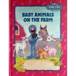 Sesame Street Book Club-Baby Animals on the Farm
