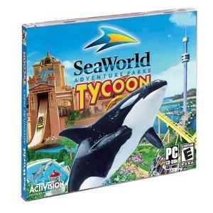 SeaWorld Adventure Parks-Tycoon