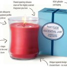 PartyLite Strawberry Surrender Escential Jar Candle